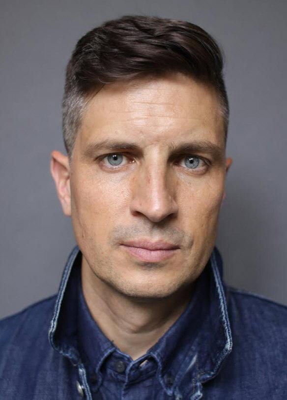 Jeremy Barbour