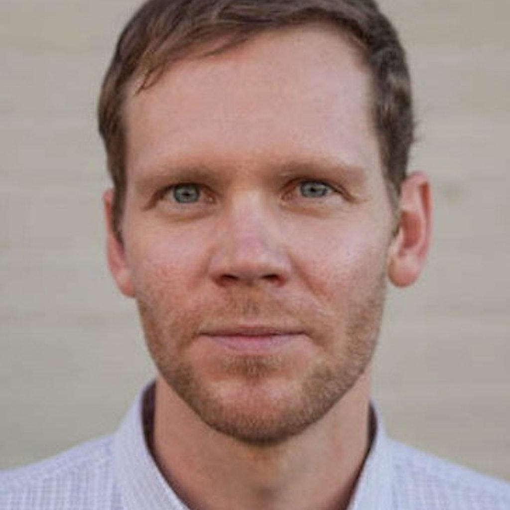 Elliott Montgomery, Assistant Professor of Strategic Design and Management